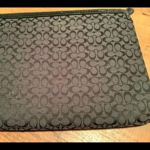 Coach iPad Sleeve